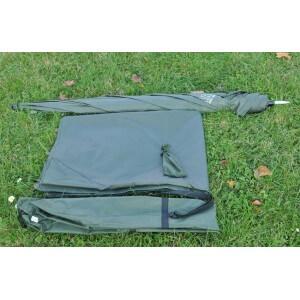 Obrázok 2 k Dáždnik MIVARDI Green PVC s bočnicou