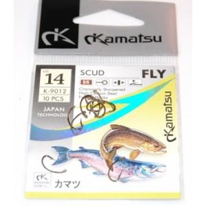 Háčik KAMATSU Scud Fly