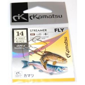 Háčik KAMATSU Streamer Fly