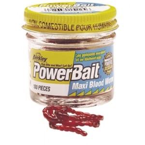 Patentka BERKLEY Maxi Power Bait Blood Worm MAXI