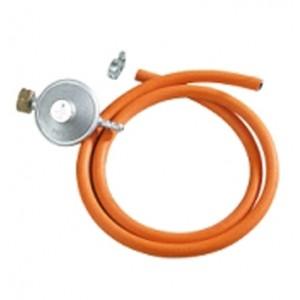 SET - Sada pre pripojenie plynového horáka - hadica s regulátorom tlaku