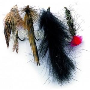 Mušky Mustad CL- Fly Kit