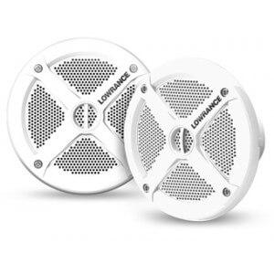 Obrázok 2 k Lodný audio server LOWRANCE SonicHub + reproduktory