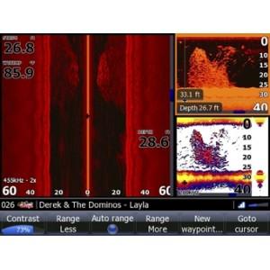 Obrázok 5 k Lodný audio server LOWRANCE SonicHub + reproduktory