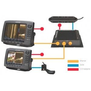 Obrázek 2 k Prostorová sonda HD k sonarom Touch HDS Gen2