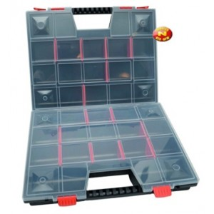 Dvojitý kufrík ZEBCO Lure Box XXL