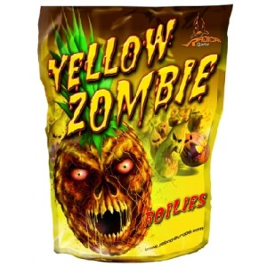 Boilie QUANTUM Radical Yellow Zombie