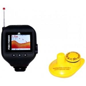 Sonar bezdrôtový v hodinkách