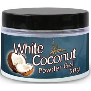 Práškový dip QUANTUM Radical Neon White Coconut Powder