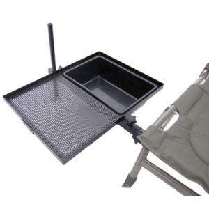 Super stolík CarpZoom na kreslo