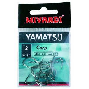 Obrázok 2 k Háčiky MIVARDI YAMATSU Carp