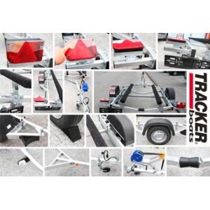 Vozík nebrzdený PV 01-1 TB 01 do 550 kg