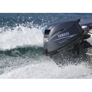 Obrázok 2 k Lodný motor YAMAHA F 15 CES