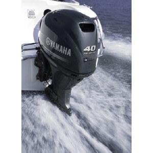 Obrázok 2 k Lodný motor YAMAHA F 40 FEDL