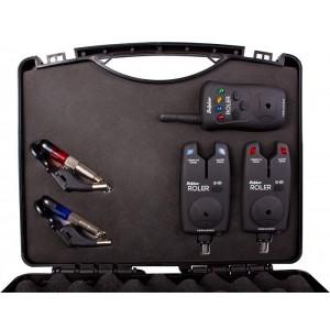 Set signalizátorov DELPHIN Roler + swingre + kufrík