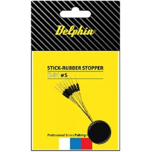 Stoper DELPHIN Stick Rubber Stopper