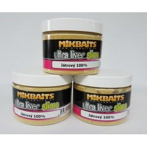 Obaľovacie extrakt MIKBAITS Ultra Liver Slim 100% Liver