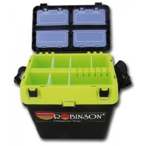 Obrázek 3 k Odkládací kufřík ROBINSON i na sezení