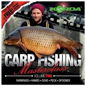 DVD KORDA Carp Fishing Masterclass 2