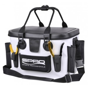Taška SPRO EVA Tackle Bag White