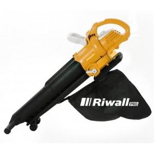 Vysávač fúkač RIWALL REBV 3000