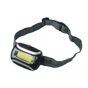 Čelovka BC batteries Cob 3W Head Lamp