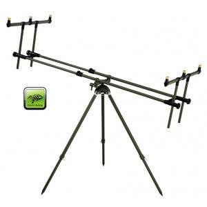 Obrázok 2 k SET = stojan + 2x signalizátor + 4x rohatinka + 2x swinger