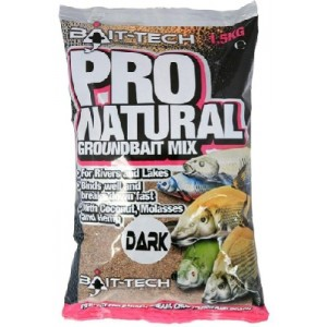 Krmivo Bait-Tech Pro-Natural Groundbait