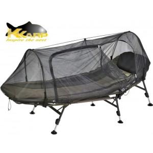 Moskytiéra K-Karp Bedchair Mesh Top System