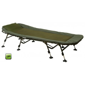 Lehátko Giants Fishing Flat Inflatable Fleece 8Leg Bedchair