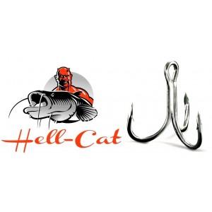 Trojháčiky HELL-CAT 6x Strong