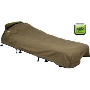 Prehoz GIANTS FISHING Exclusive Bedchair Cover s moskytierou