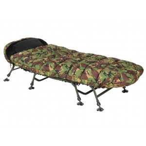 Spacák GIANTS FISHING 5 Season Ext Camo Sleeping Bag