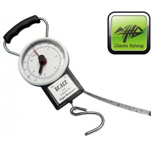 Váha Scale 22 kg s metrom
