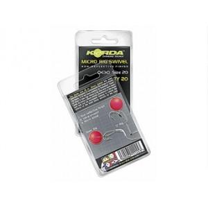KORDA Micro Rig Swivel mikroobratlík