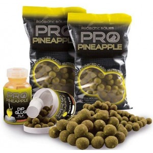Boilie StarBaits Probiotic Pineapple - Ananás