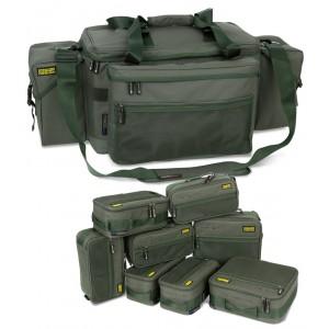 SET tašiek SHIMANO Tribal Compact System Carryall