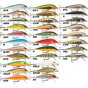 Vobler RAPALA Count Down Sinking 05