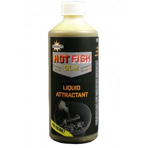 Liquid DYNAMITE BAITS Hot Fish & GLM Attractant