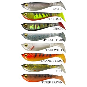 Kopyto BERKLEY Powerbait Pulse Shad Bulk 8cm