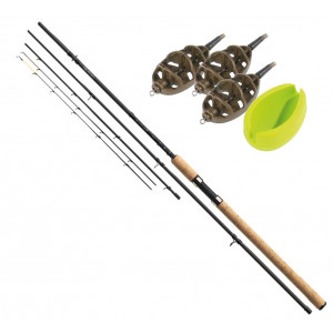 Prút DAIWA Black Widow Feeder