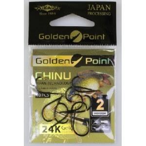 Obrázok 2 k Háčik MIKADO Golden Point Chinu HG10024