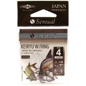 Obrázok 2 k Háčik MIKADO Sensual Keiru W/RING  m.HS10078
