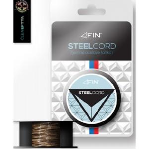 Oceľové lanko FIN Steel Cord
