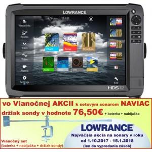 Sonar LOWRANCE HDS12 GEN3
