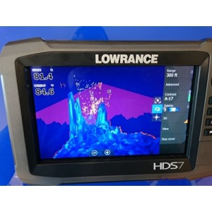 Sonda LOWRANCE 3D Real