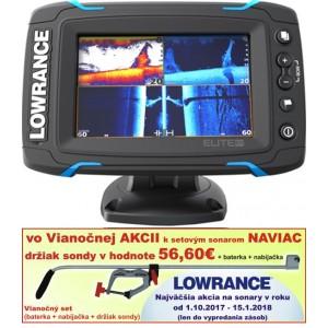 Sonar LOWRANCE Elite-5 Ti Chirp/ DSI