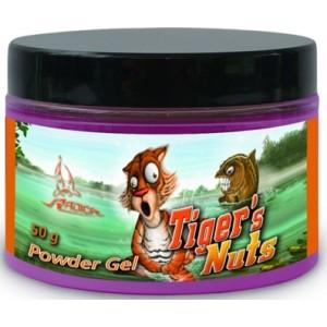 Práškový dip QUANTUM Powder Neon Tigrie orechy