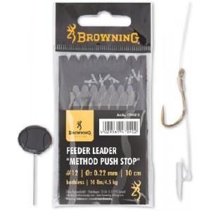 Nadväzec BROWNING Method Push Stop Bronze