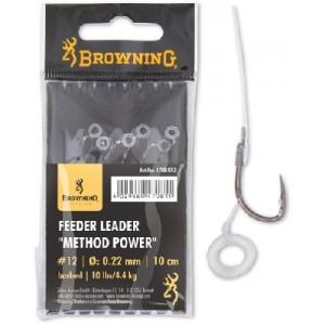 Nadväzec BROWNING Method Power Pellet Band